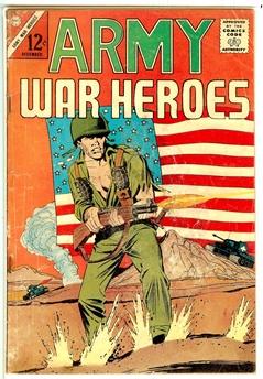 Army War Heroes #1