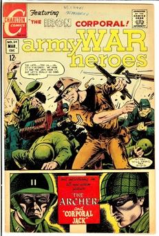 Army War Heroes #24