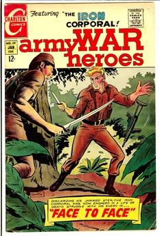Army War Heroes #29