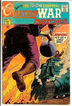 Army War Heroes #34