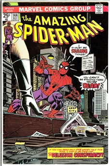 Amazing Spider-Man #144