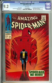 Amazing Spider-Man #50