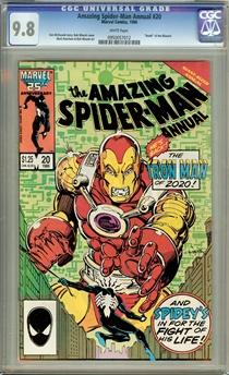 Amazing Spider-Man Annual #20