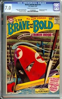 Brave & Bold #10