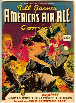 Bill Barnes Comics #7