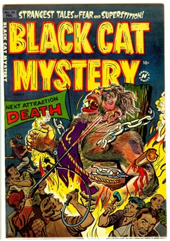 Black Cat Mystery #42