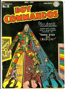 Boy Commandos #18
