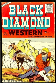 Black Diamond Western #60
