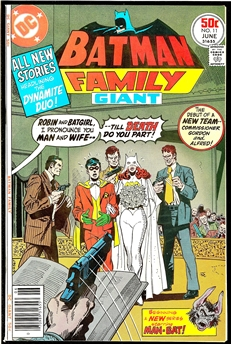 Batman Family #11