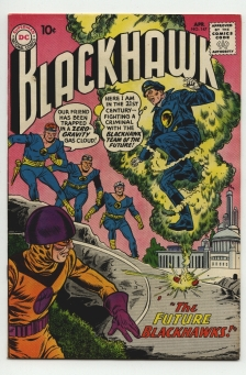 Blackhawk #147