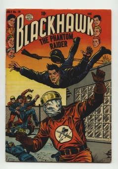 Blackhawk #78