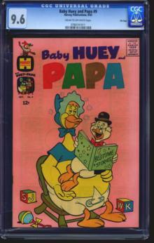 Baby Huey & Papa #9