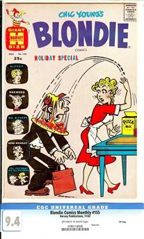 Blondie Comics #155