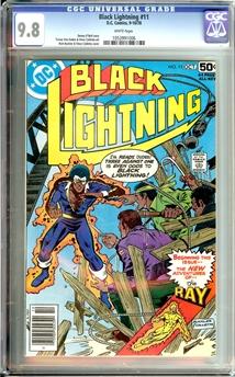 Black Lightning #11