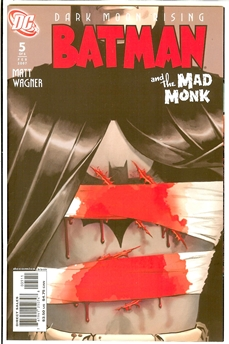 Batman: The Mad Monk #5