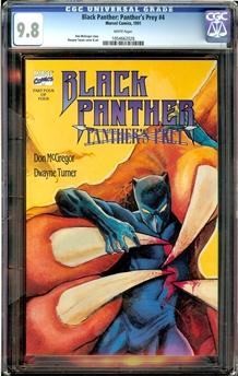 Black Panther: Panther's Prey #4