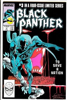 Black Panther (Mini) #3