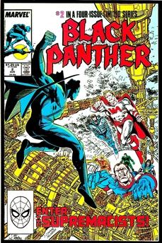 Black Panther (Mini) #2