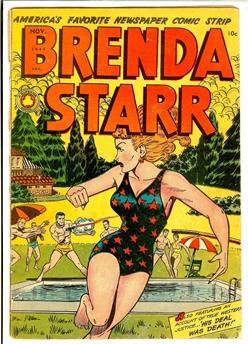 Brenda Starr V2 #5