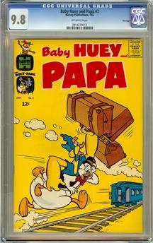 Baby Huey & Papa #2