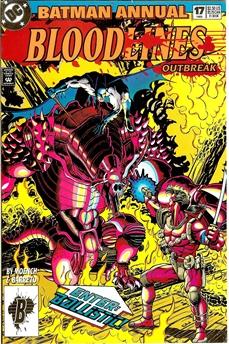 Batman Annual #17