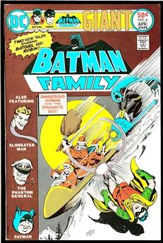 Batman Family #4