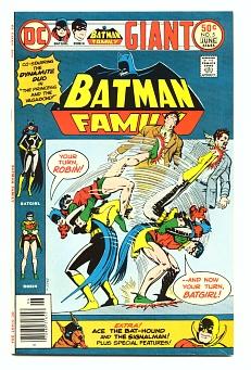 Batman Family #5