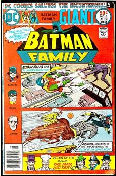 Batman Family #6