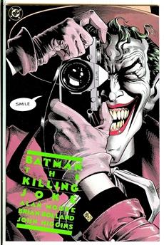 Batman: The Killing Joke #1