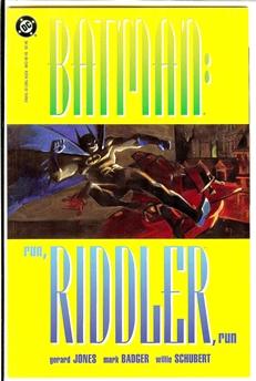 Batman: Run, Riddler, Run #2