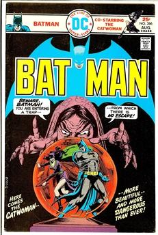 Batman #266