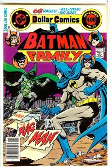 Batman Family #20