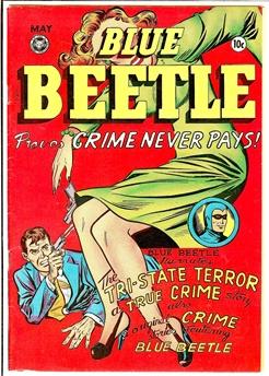 Blue Beetle #56
