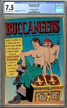 Buccaneers #20