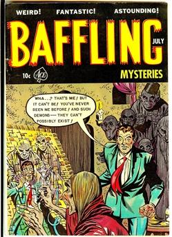 Baffling Mysteries #16
