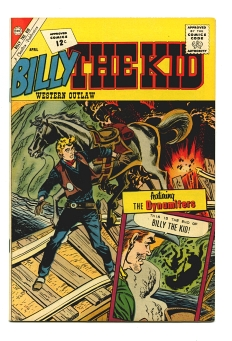 Billy the Kid #33