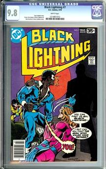 Black Lightning #7