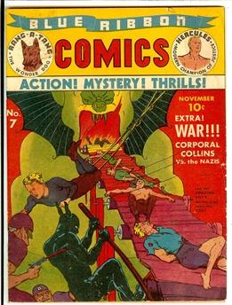 Blue Ribbon Comics #7