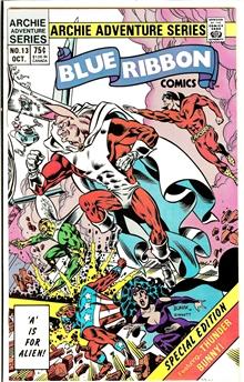 Blue Ribbon Comics (Vol 2) #13