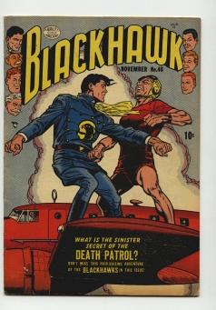 Blackhawk #46