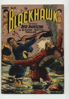 Blackhawk #55