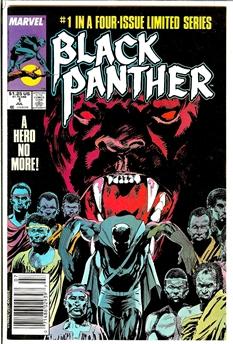 Black Panther (Mini) #1
