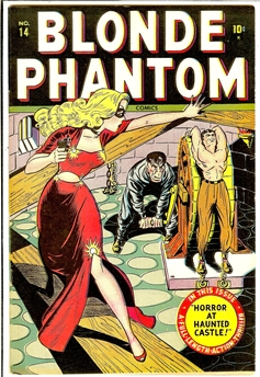 Blonde Phantom #14