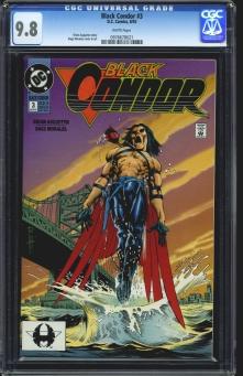 Black Condor #3