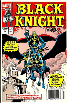 Black Knight (Mini) #1