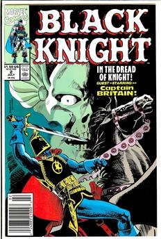 Black Knight (Mini) #2