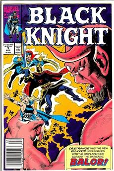 Black Knight (Mini) #3