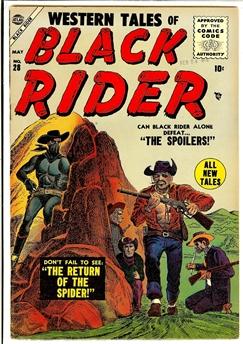 Black Rider #28