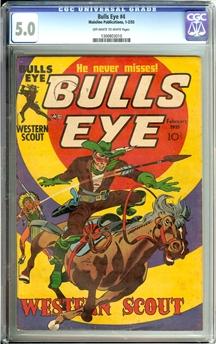 Bulls Eye #4