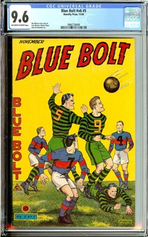 Blue Bolt V6N5